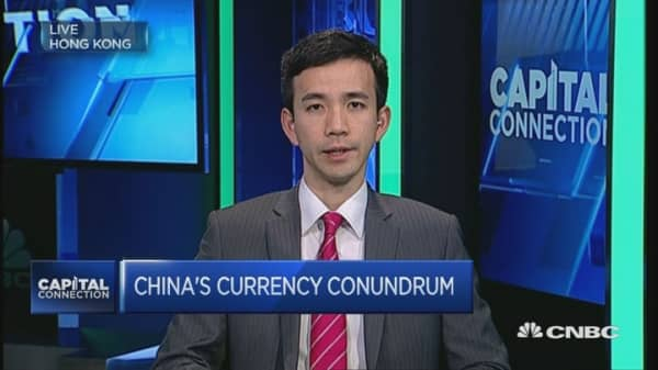 China H-Shares