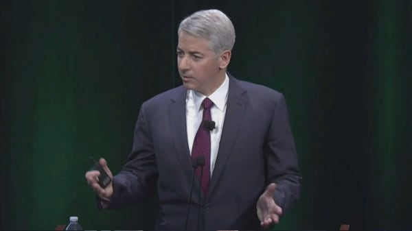 Bill Ackman pushes Bloomberg to run for president