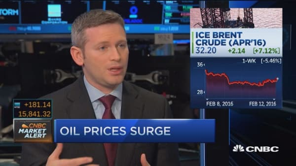 Why an oil cut isn't likely: Pro