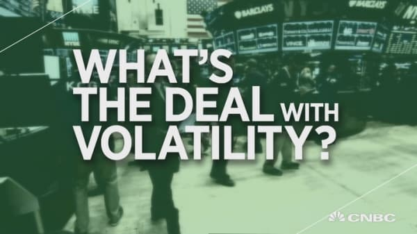 What's the deal with volatility?