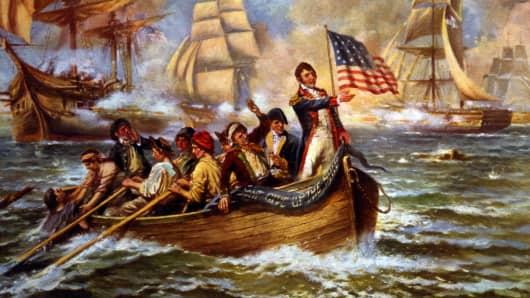 War of 1812: Battle of Lake Erie