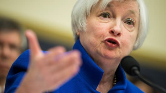 Janet Yellen, Chairwoman of the Federal Reserve Board of Governors