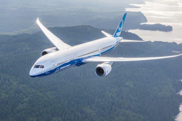 787 Dreamliner Boeing