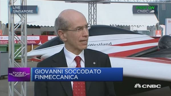 Giovanni Soccodato Interview
