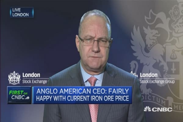 Anglo American to sell Kumba Iron Ore