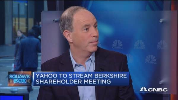 Yahoo's Buffett stream dream