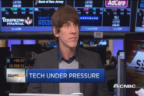 Foursquare's Crowley: We really refocused