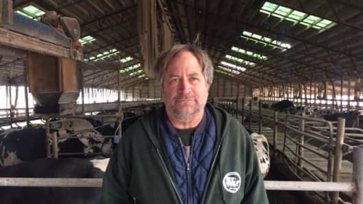 Randy Sowers, a dairy farmer in Maryland, is trying to get back the full $63,000 that he says was wrongly seized by the IRS four years ago.