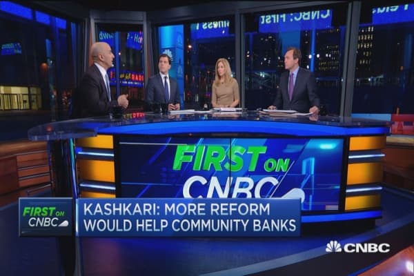 PRO Talks: Banks with Neel Kashkari