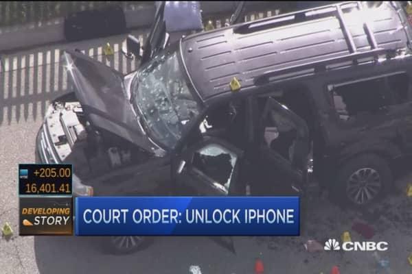 FBI seeks help from Apple