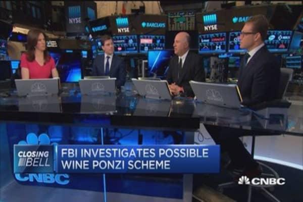 FBI investigates wine ponzi scheme