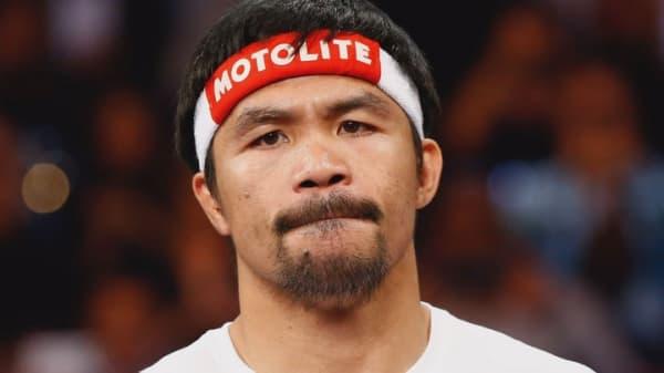 Nike drops Manny Pacquiao sponsorship