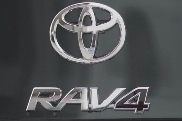 Toyota recalling 2.9M cars over seatbelt problem