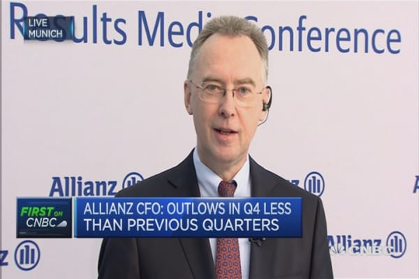 Can Allianz stop outflows?