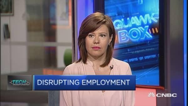 Disrupting job recruitment