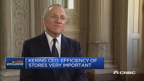 Knew China would be softer: Kering CEO