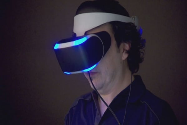 New developments in virtual reality