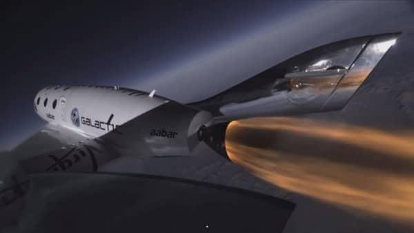 Virgin Galactic unveiling new spaceship