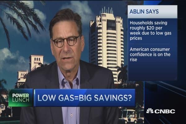 Where are pump savings going?