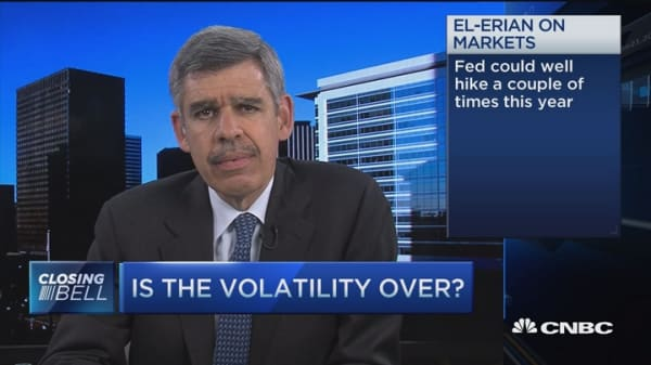 El-Erian: 3 things that formed a perfect storm for markets