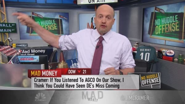 Cramer: You should have listened to these CEOs