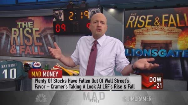 Cramer game plan: Retail earnings ready to run