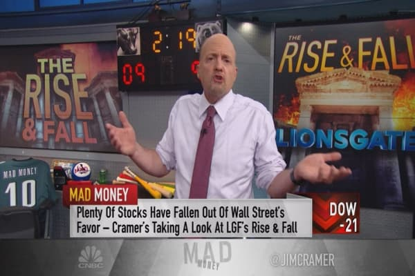 Cramer: This busted stock could fall further