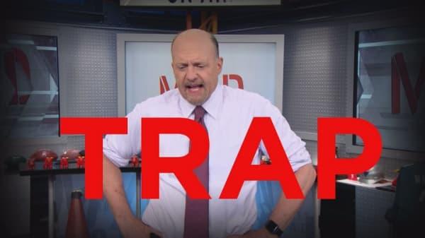 Cramer Remix: Beware of this oil stock