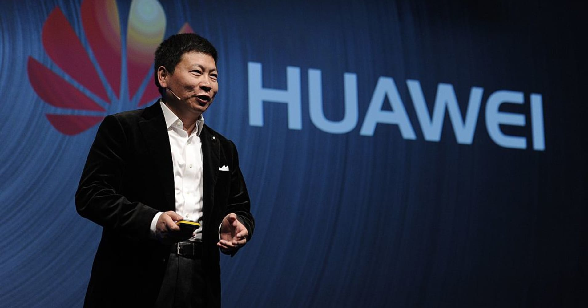 Huawei built software for smartphones and laptops in case it can't use Microsoft or Google products