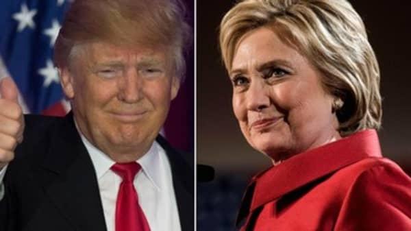 Trump, Clinton etch big wins