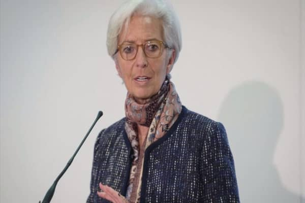 Lagarde urges Middle East countries to raise taxes