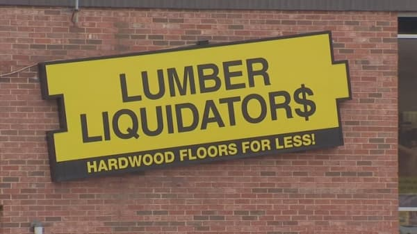 CDC revises Lumber Liquidators cancer-risk report
