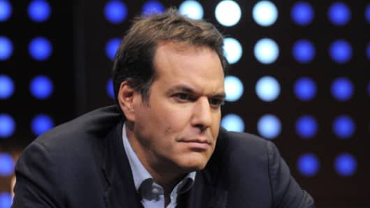 British Brent Hoberman, Co-Founder of PROfounders Capital, Chairman of made.com and Founder and Chairman of mydeco.com