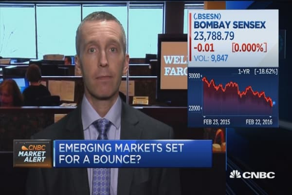 Easing into emerging markets