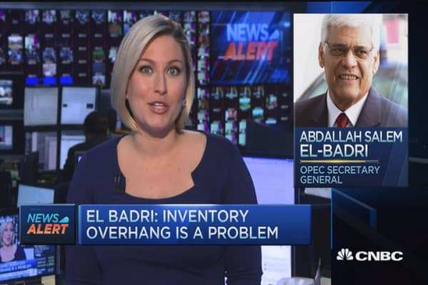 El Badri: Opec not surprised by stale growth