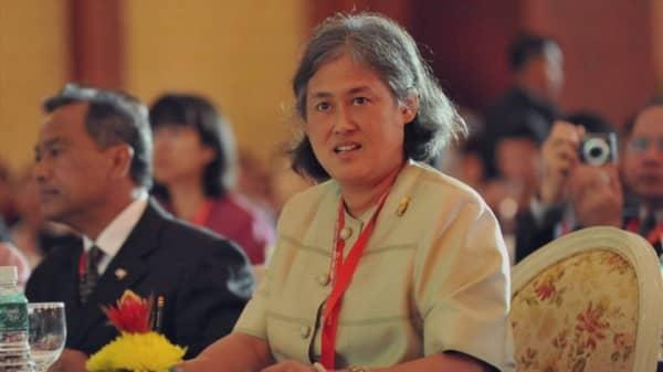 Thai princess gets $40K toilet built for Cambodia visit