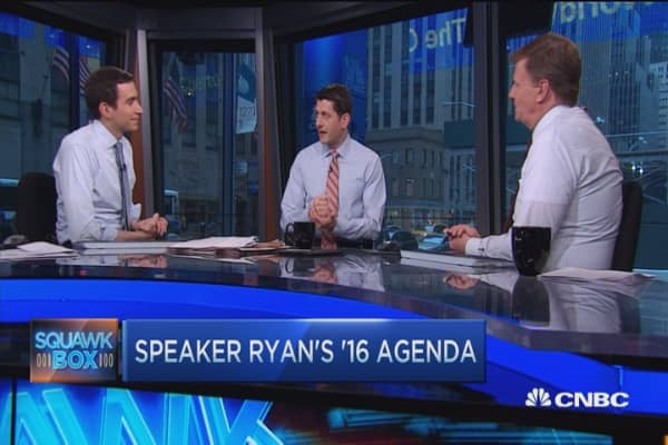 Rep. Paul Ryan: We can make this an idea election