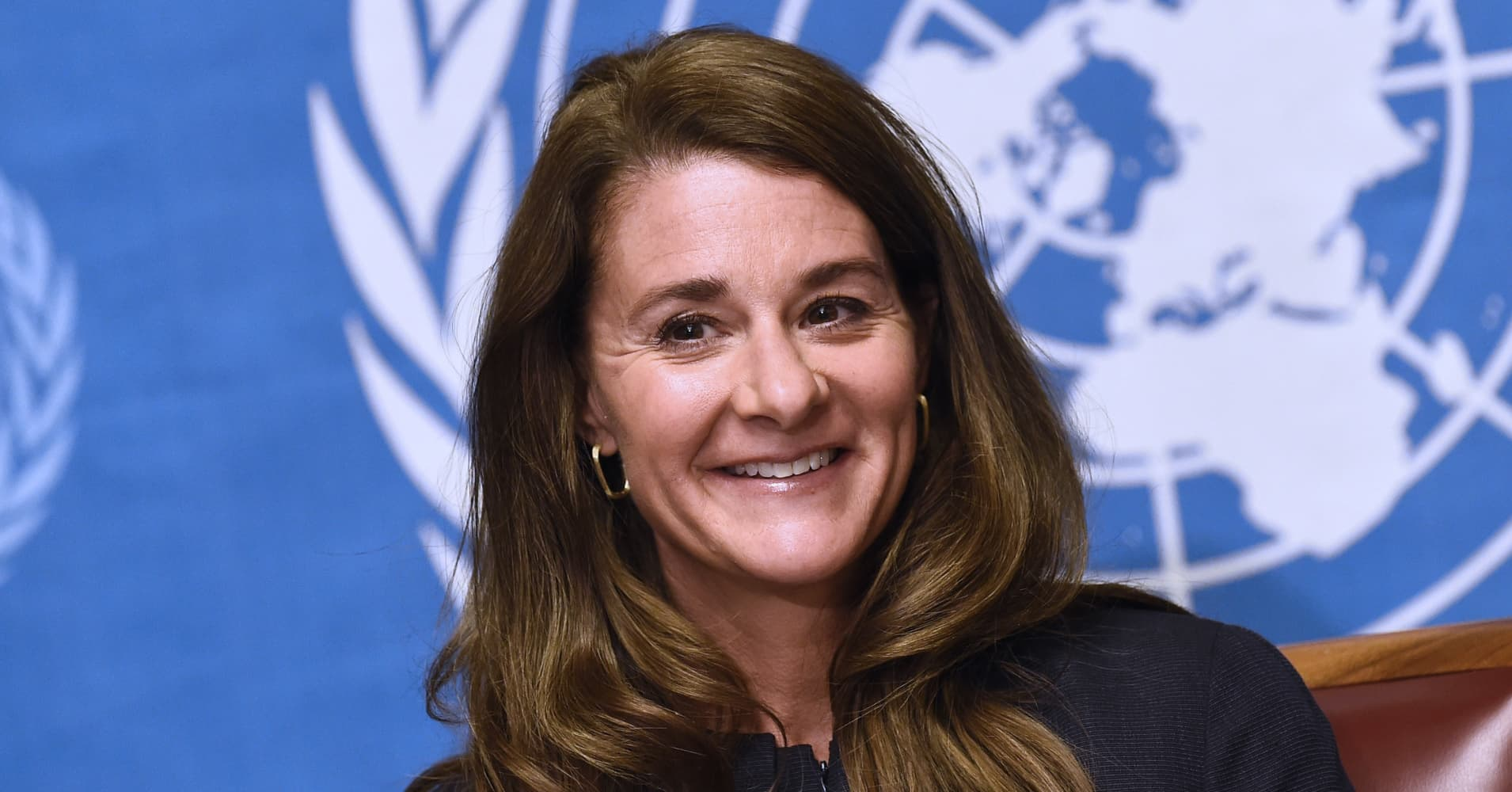 Melinda Gates, co-chair of the Bill & Melinda Gates Foundation, one of the world's most powerful philanthropic organisations.