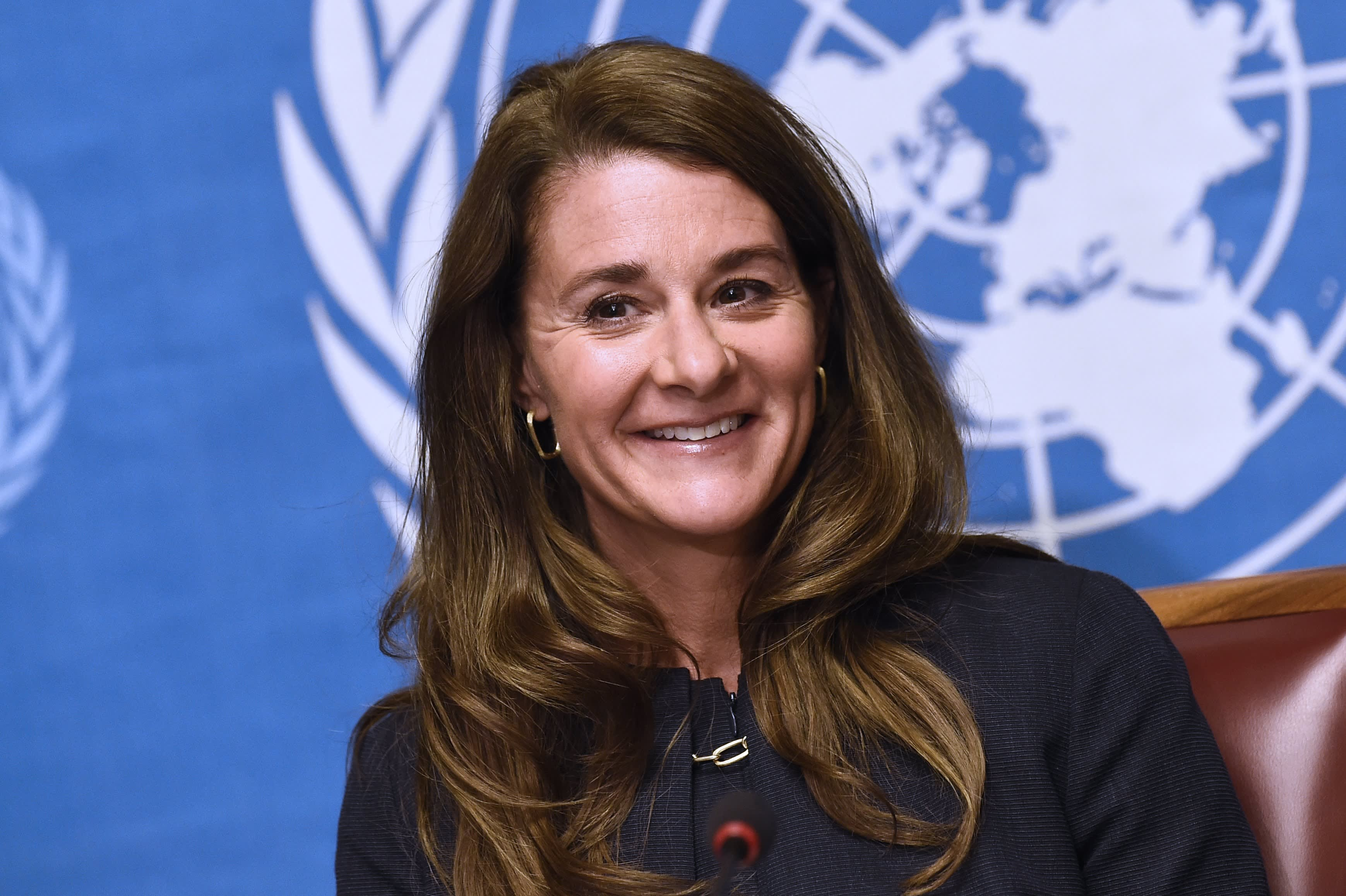 A female president in my lifetime would be fantastic Melinda Gates