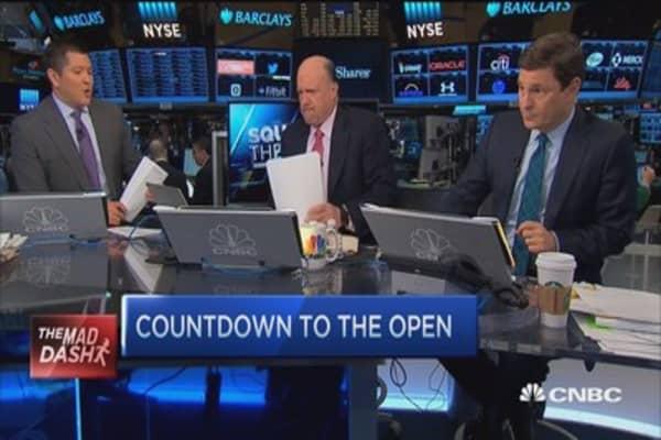 Cramer's Mad Dash: JPMorgan's oil exposure