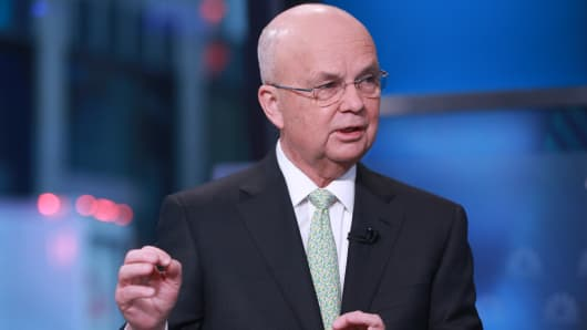 Michael Hayden, former CIA and NSA director.