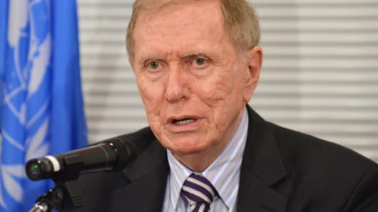 Michael Kirby is chair of the United Nations Commission of Inquiry on Human Rights in North Korea, and former justice of the Australian High Court.