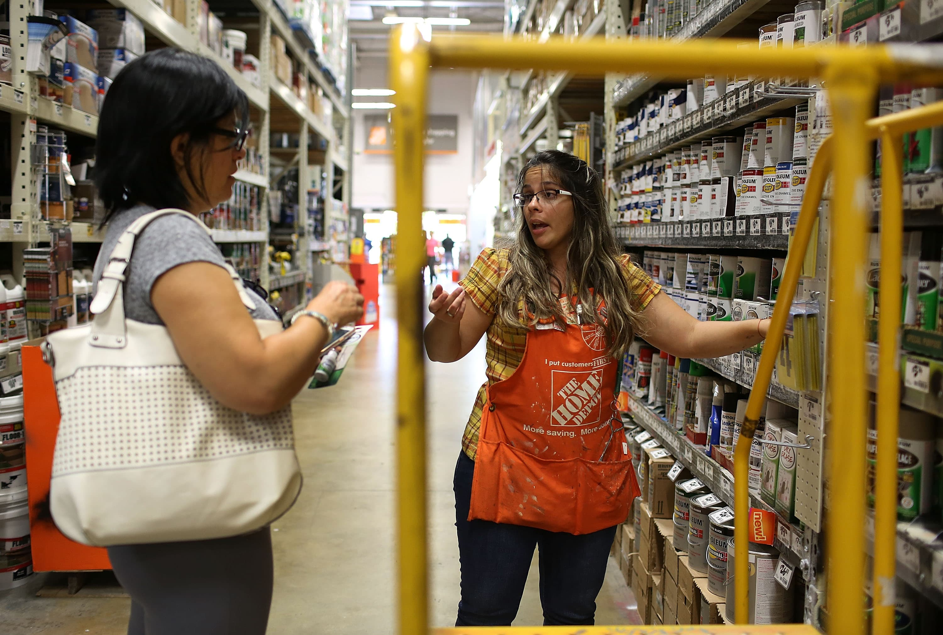 Buy Home Depot before earnings due to booming housing sales Jefferies