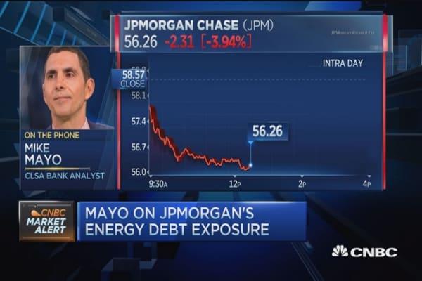 Mike Mayo: JPM balance sheet resilient