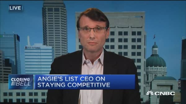 Angie's List CEO: What we have to offer investors and customers