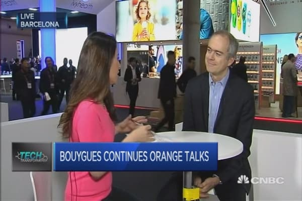 March: 'Go or no go' for Orange, Bouygues talk