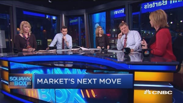 Dow slips back into correction territory
