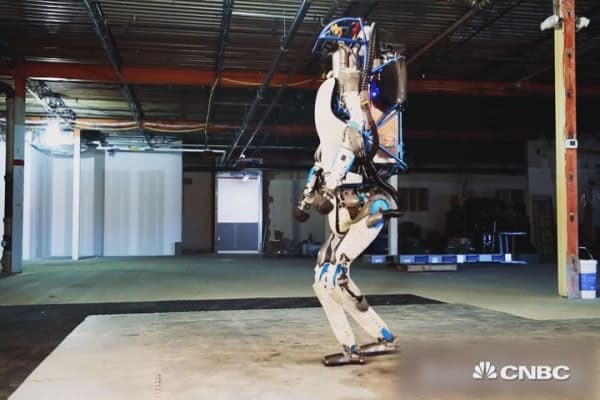 Meet The New Atlas Robot