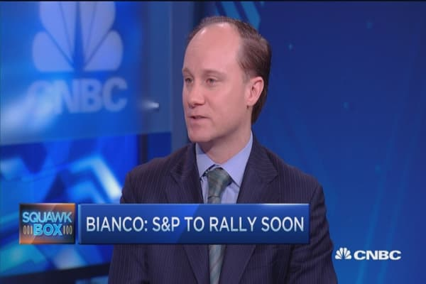 Keep selling energy but buy S&P: David Bianco