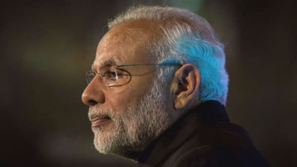 Modi lays low during unrest in India